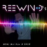 Reewind's Mini Mix 8-3-18 Vol. 3 (Twerk Edition)