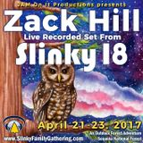 Zack Hill - Slinky 18 Live - April 2017