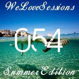 Tannothekid - WeLoveSessions #054 (Summer Edition)