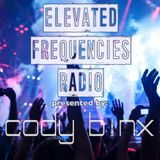 Elevated Frequencies 004 hosted by Cody Binx
