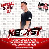 The Turn Up Friday Show Guest Mix Pt 1