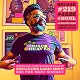 Soulvation Radio Show #219 (29.07.2018)