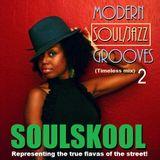 MODERN SOUL /JAZZ GROOVES: 2 (Timeless mix) Feats: Maysa, Soulpersona, Michon Young, Lina Nikol...