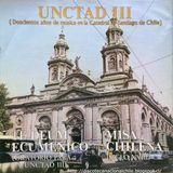 Doscientos años de música en la Catedral de Santiago de Chile. SVB 104. Astral - Asfona. 1972. Chile