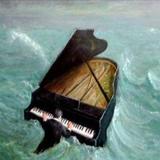 Sufletul metalic al orașului, cu Oglindă, la BIN Radio, #079 - Piano in troubled waters