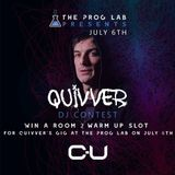DJ Ewan Rill C-U & Prog Lab Present Quivver Warm Up Set Competition