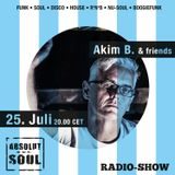 Absolut Soul Show /// 25.07.18 on SOULPOWERfm