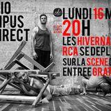 Radio Campus le direct au théâtre des Hivernales 16/03/2015 Radio Campus Avignon.fr