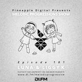 Melodic Progressions Show @ DI.FM Episode 181 - Luna & Liggy K