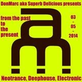 DonMarc pres Best of Chris Aux, AuxEN & Aux & Morris From the Past to the Present 03-05-2014