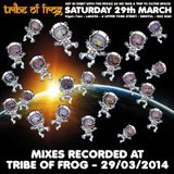 Steve OOOD - Recorded at Tribe of Frog March 2014