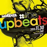 The Upbeats (Vision Recordings, Non Vogue) @ Hangover Tokyo Promo Mix November 2013 (24.11.2013)