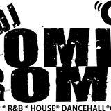 DJ Romie Rome-Live at Afri Studio Jumalis, Frankfurt, Germany