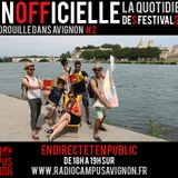 Inofficielle #2 - Radio Campus Avignon - 19/07/2014