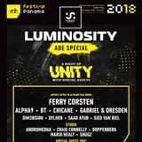 Arty / Alpha 9 - Live @ Luminosity ADE presents A Night Of Unity by Ferry Corsten