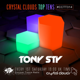 Tony Sty - Crystal Clouds Top Tens 314