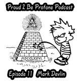 P2BP Podcast Episode 11 - Mark Devlin
