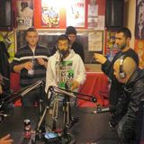 Emission La Voix du HipHop du 15 octobre 2011 en special guest Si Tes Show et HL Recor