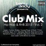 Barry Andy - Club Mix 2015 - Vol 2