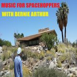 Music for Space Hoppers with Bernie Arthur on Howler Radio 071217