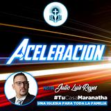 Tema Aceleracion : Pastor Julio Luis Reyes
