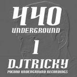 DJ Nick Sossong - 440 Underground Volume 1 (2008 Progressive House/Trance)