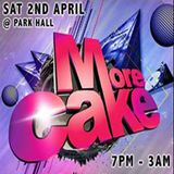 DJ Ben Fisher LIVE @ MORE CAKE / Park Hall / Chorley ( 2nd April 2016 )