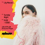 The Lily Mercer Show | Rinse FM | April 24th 2016 |