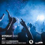 Hypercat Radio #11 - 20.11.2014 / BigCityBeats Radio - Mixed by DJ Moestwanted