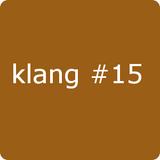 klang#15