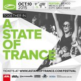 John O Callaghan  - Live At A State of Trance Festival (ASOT 700, Mexico) - 10-Oct-2015