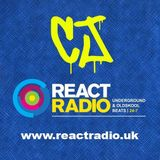 CJ Huckerby - React Radio Launch Weekender Show - 28/2/16