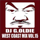 DJ G.Oldie West coast mix vol15