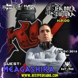 Octopus Conspiracy Radio - Gabber Cultura #03- 17.04.2018 - Mix by Meagashira