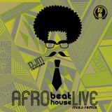 Afro Beat Afro House LIVE Remix and Mix 2017(DJM)