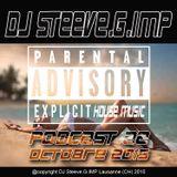 DJ Steeve.G.IMP Podcast 22 Octobre 2015