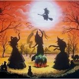 Witches in Nature