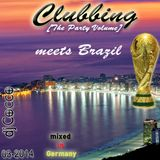 Clubbing - The Party Volume (03-2014) by DJ Cocco