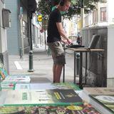 World Car-Free Day DJ Set @LibreBook Bookstore, Brussels (22.09.19)