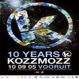 British Murder Boys @ 10 Years Kozzmozz - Vooruit - 10.9.2005