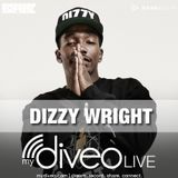 Dizzy Wright Discusses Tour, Funk Volume Departure & more on mydiveo LIVE on Dash Radio