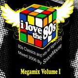 DJ Spacemouse – I Love The 80s Megamix Vol.01