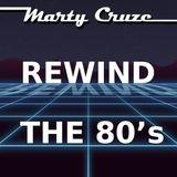 Marty Cruze Rewinds 80's