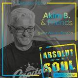 Absolut Soul Show /// 2.10.2019 on SOULPOWERfm