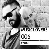 MusicLovers #006 - by Probi