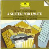 J.S.Bach lute suites classical guitar