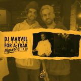 DJ Marvel Opening Set For A-Trak Recorded Live @ Fortune Sound