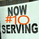 """""""NOW SERVING"""" EPISODE #10 HOLIDAY T's  (The Bird)"""