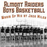 Almont Raiders Boys Basketball Warm Up Mix