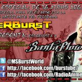 Burst World S2.5 - Programa Nº25 - UndeRBursT: Entrevista a SantaFlow!!!